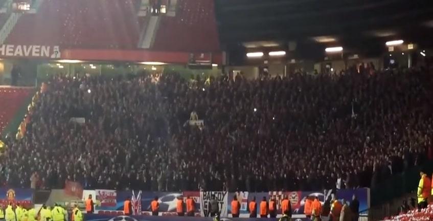 ManU PSV jalkapallo / Pallomeri.net