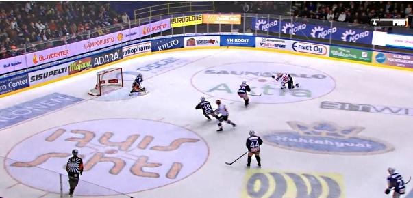 Video: HIFK painoi kaksi alivoimamaalia 10 sekuntiin Tapparan verkkoon