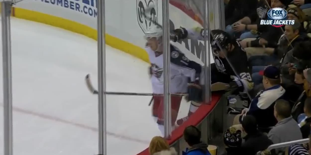 Ryan Johansen NHL Columbus / Pallomeri.net