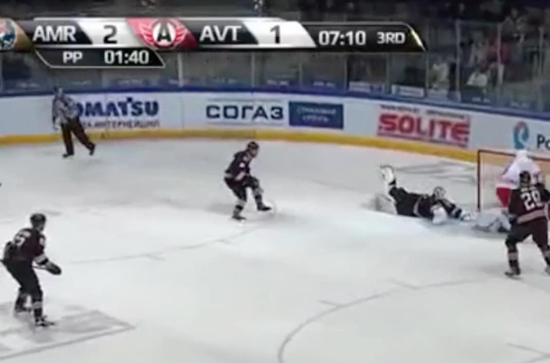 Juha Metsola Amur KHL / Pallomeri.net