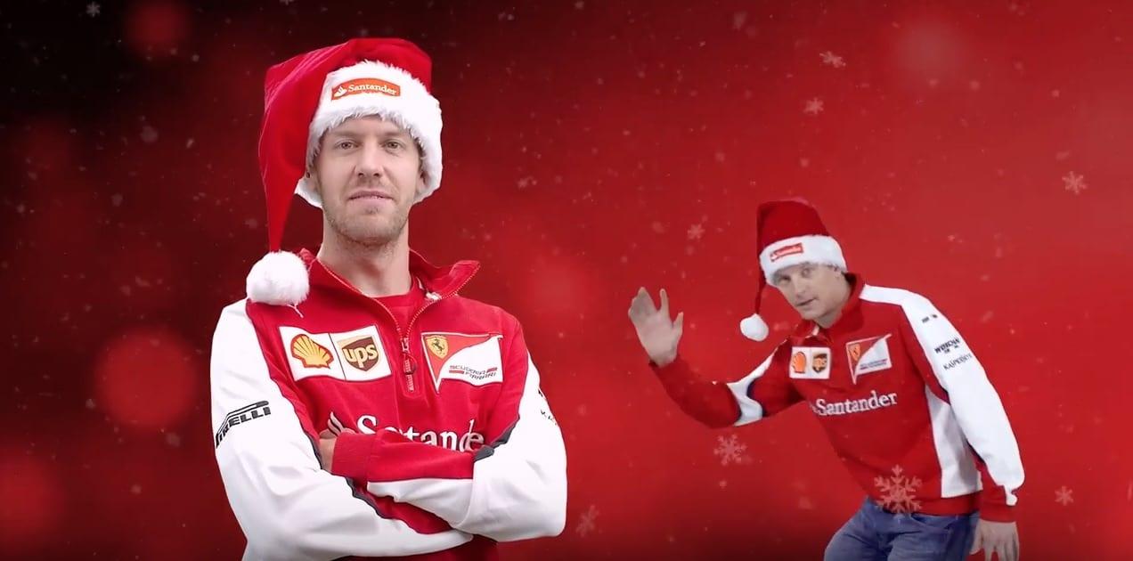 Kimi Räikkönen Formula Ferrari / Pallomeri.net