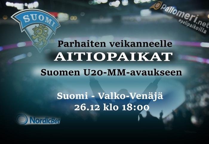 NHL-GURU-kisa ratkesi ja aitiopaikat Leijonien MM-avaukseen on jaettu!