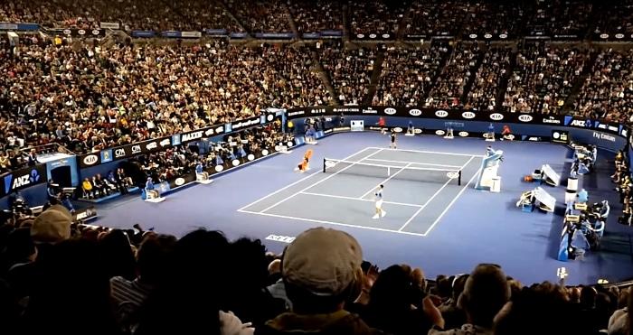 Novak Djokovic jyräsi vakuuttavasti Roger Federerin yli Australian Openin finaaliin