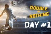 Vedonlyöntituplaus päivä 1 – Sekoitus jalkapalloa ja jääkiekkoa