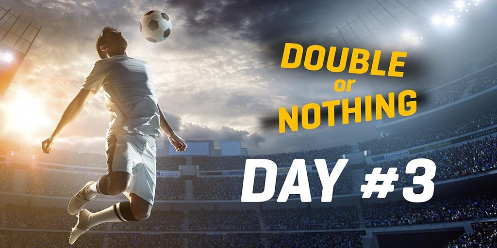 Vedonlyöntituplaus päivä 3 – Rosenborg päivän pankki UCL-karsinnoissa