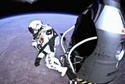 Klassikkovideo: Felix Baumgartnerin yliäänihyppy 39 kilometrin korkeudesta
