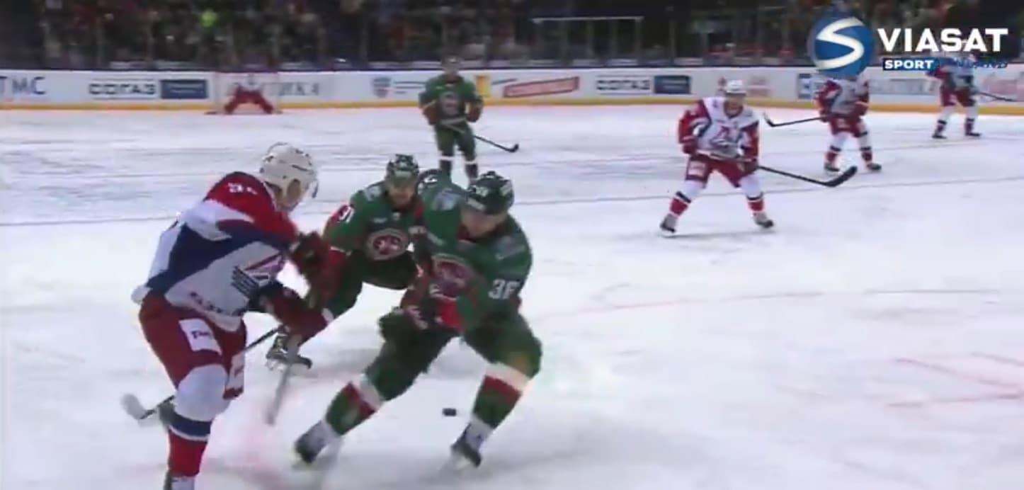KHL Denis Mosalyov jääkiekko / Pallomeri.net