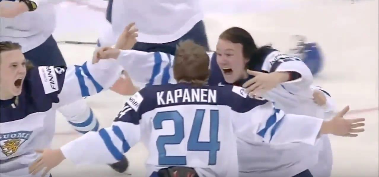 Kasperi Kapanen isäntämaat hockey news jääkiekko Suomi MM-finaali / Pallomeri.net
