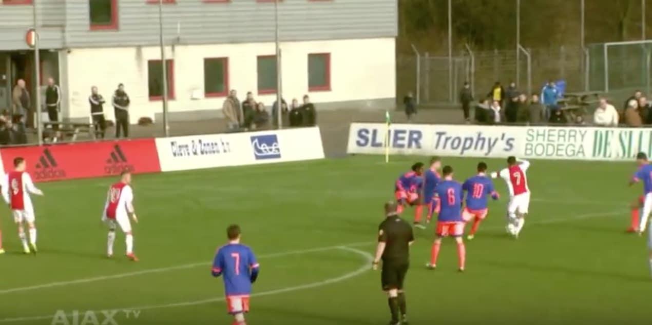 Justin Kluivert jalkapallo Hollanti / Pallomeri.net