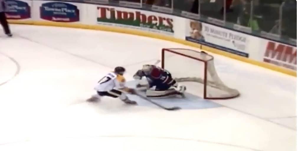 Travis Konecny jääkiekko OHL / Pallomeri.net