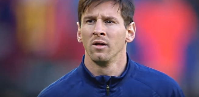 Video: Leo Messi kaatoi Arsenalin Mestarien liigassa