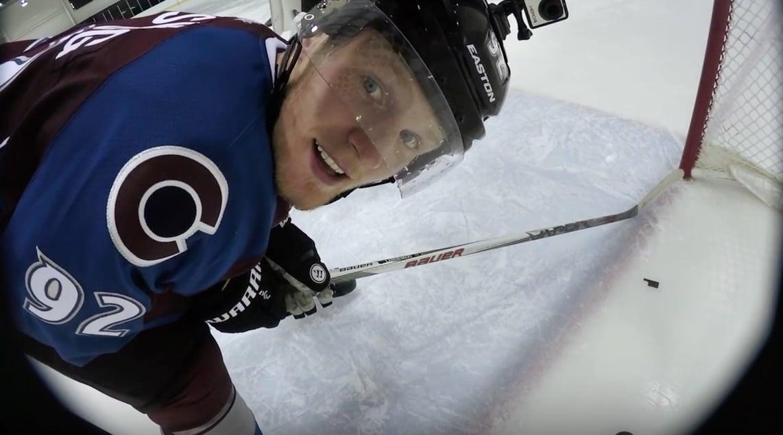 NHL GoPro jääkiekko / Pallomeri.net