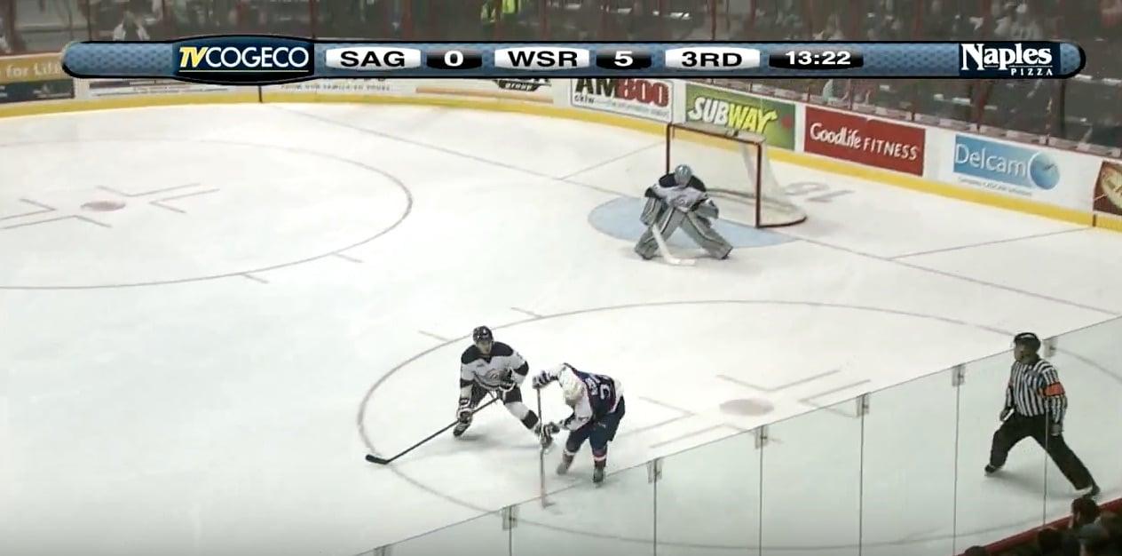 OHL jääkiekko Hayden McCool / Pallomeri.net