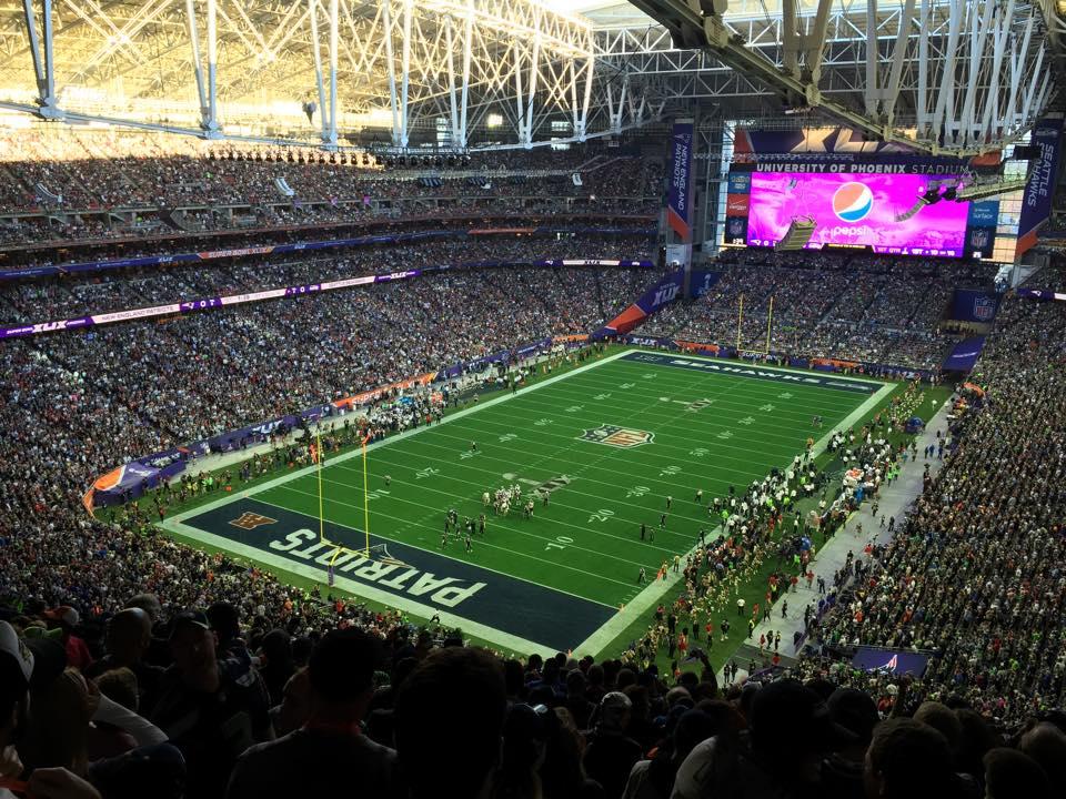 Los Angeles Rams ja New England Patriots kohtaavat Super Bowlissa!