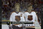Video: Top-10 NHL All Star -hetket – legendojen tähdittämä koostepätkä
