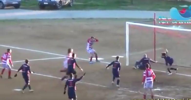 italian goalkeeper triple save pallomeri.net