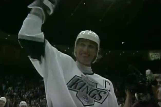 Wayne Gretzky valitsi nykypelaajista oman unelmaketjunsa