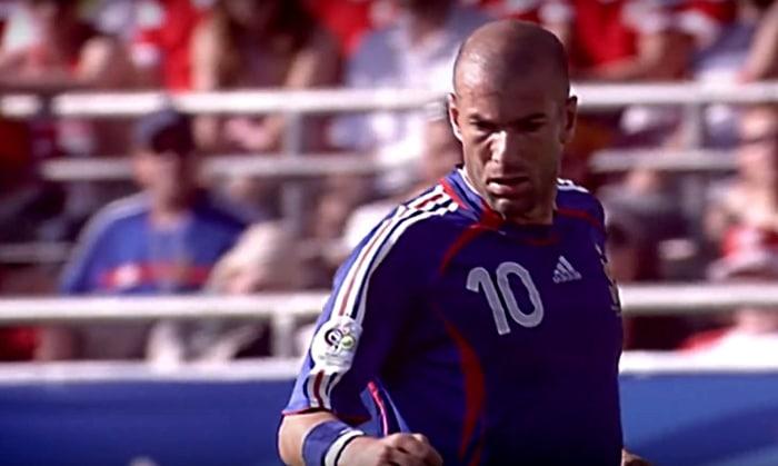 Dokumentti: Zinédine Zidane - yksi suurimmista