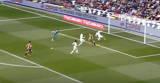 Video: Real-pakki viimeisteli Athletic Bilbaon tyylikkään syöttökuvion