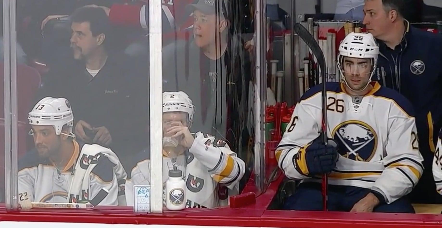 Buffalo NHL fanit / Pallomeri.net