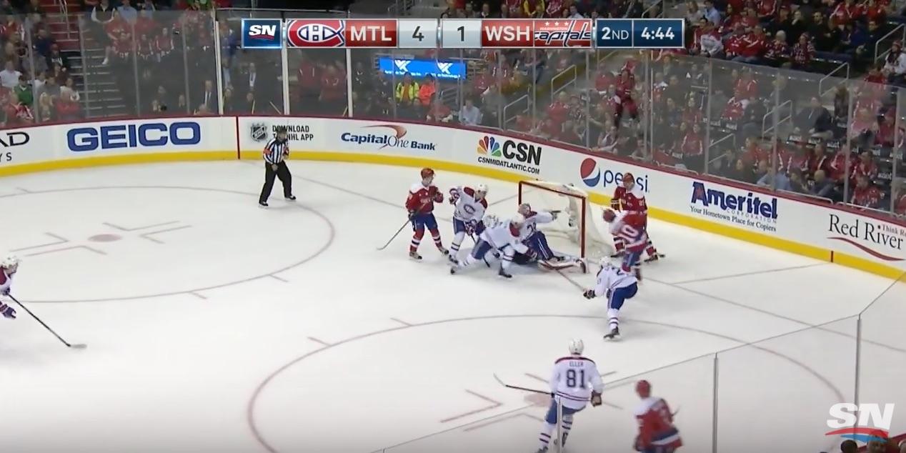 Mike Condon NHL jääkiekko / Pallomeri.net