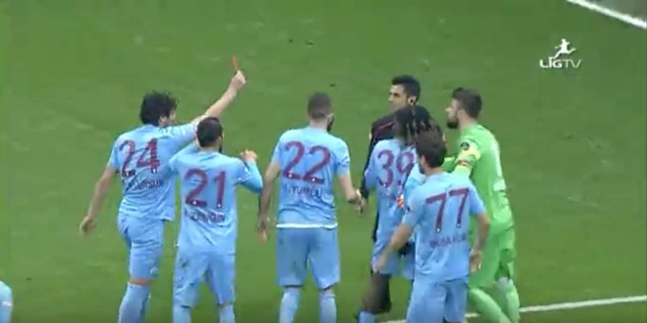 Salih Dursun Turkki jalkapallo / Pallomeri.net