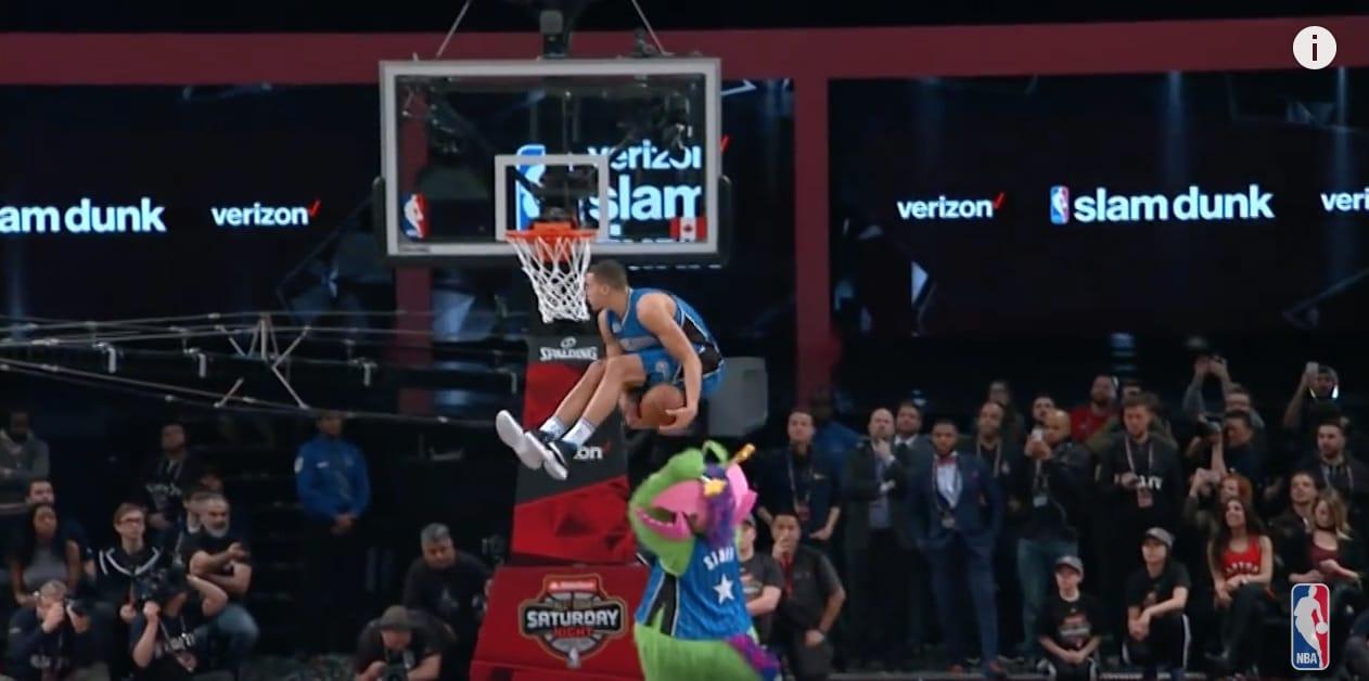 Aaron Gordon koripallo NBA / Pallomeri.net