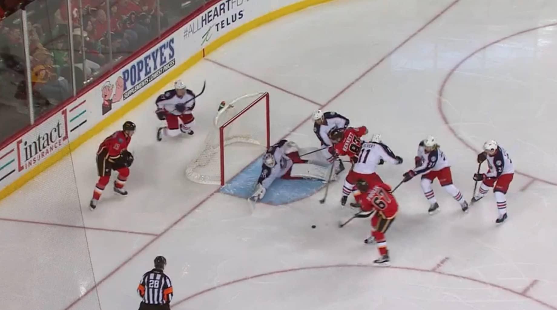 Joonas Korpisalo Columbus NHL / Pallomeri.net