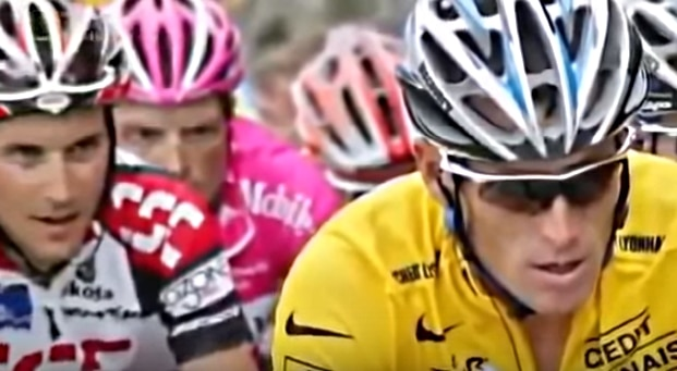 Lance Armstrong Doping dokumentti Pallomeri.net