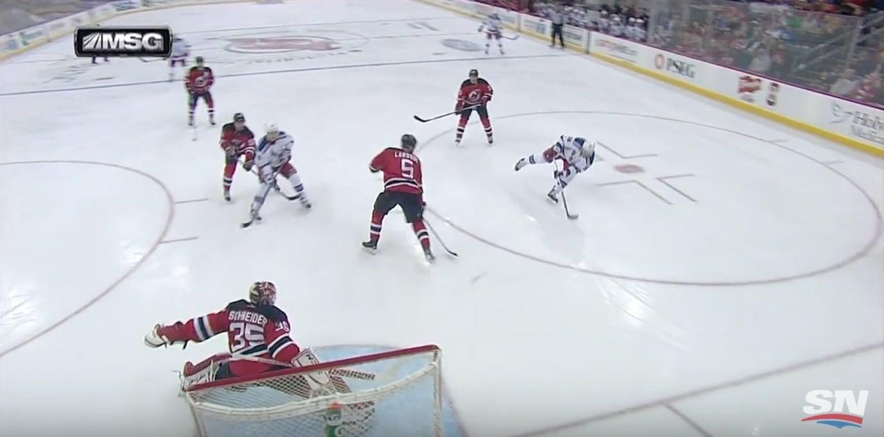 Cory Schneider NHL New Jersey / Pallomeri.net