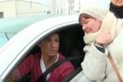 Video: Ronaldo neuvoo iäkästä fanirouvaa yhteiskuvaposeerauksessa