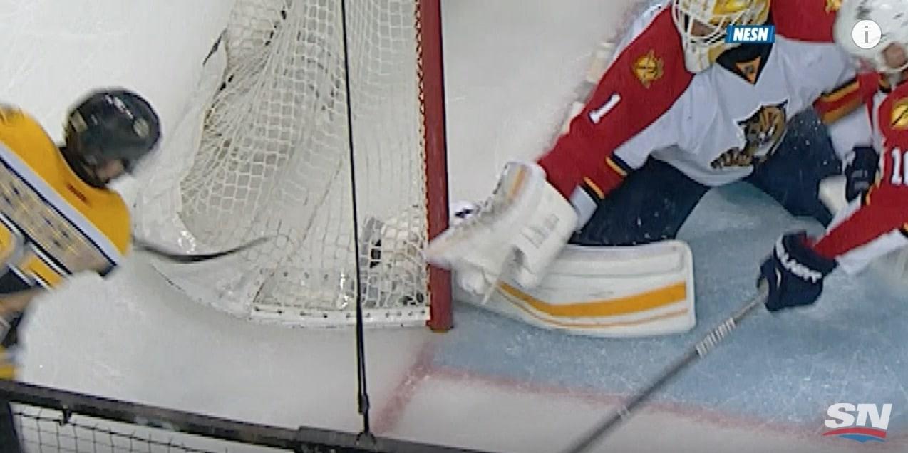 NHL jääkiekko Boston / Pallomeri.net