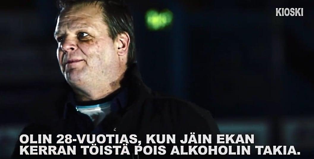 Video: Marko Jantunen - huippukiekkoilijasta narkkariksi