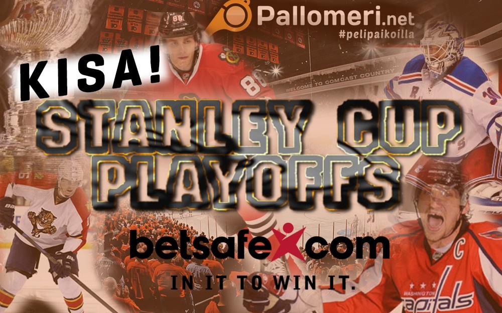NHL Stanley Cup Playoffs kisa pallomeri.net