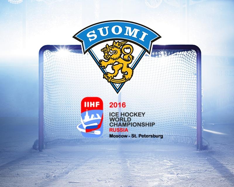 MM-välierään Jääkiekon MM-kisat 2016 suomi leijonat Pallomeri.net