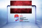 KHL-pelaajia vilisevä Latvia MM-kisoihin haastajana