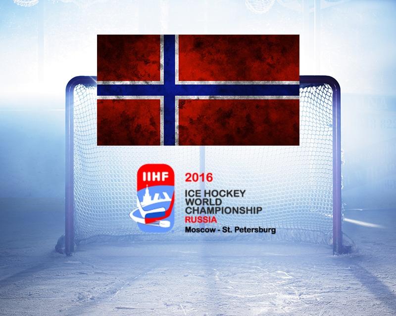 Jääkiekon MM-kisat 2016 norja Pallomeri.net