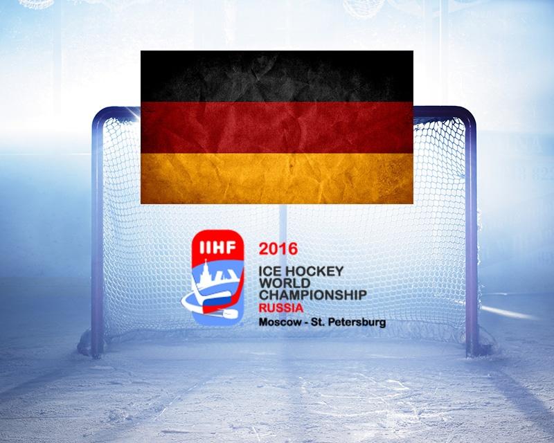 Leon Draisaitl Jääkiekon MM-kisat 2016 saksa Pallomeri.net