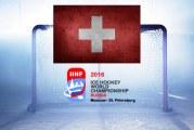 Aina vaarallinen Sveitsi nimekkäällä joukkueella MM-kisoihin