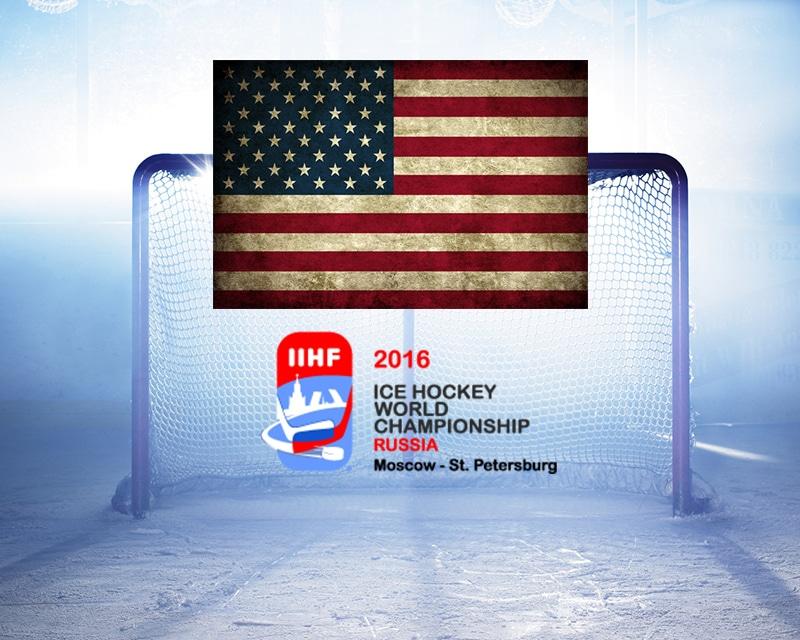 Jääkiekon MM-kisat 2016 usa yhdysvallat Pallomeri.net