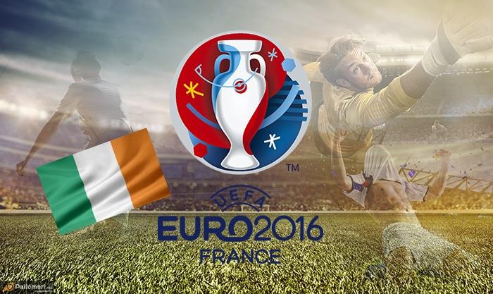 Jalkapallon EM-kisat Robbie Keane joukkueet kokoonpanot Irlanti Pallomeri.net