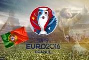 Portugalin EM-joukkue luonnollisesti Cristiano Ronaldon harteilla