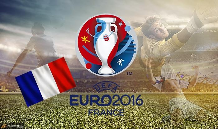 Ranska Jalkapallon EM-kisat joukkueet kokoonpanot Ranska Pallomeri.net