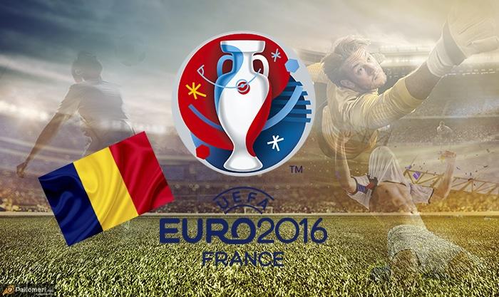 Romania Jalkapallon EM-kisat joukkueet kokoonpanot Romania Pallomeri.net