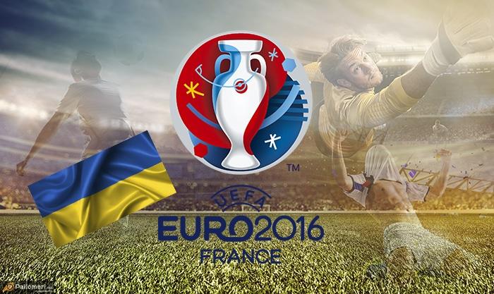 Ukrainan Jalkapallon EM-kisat joukkueet kokoonpanot Ukraina Pallomeri.net