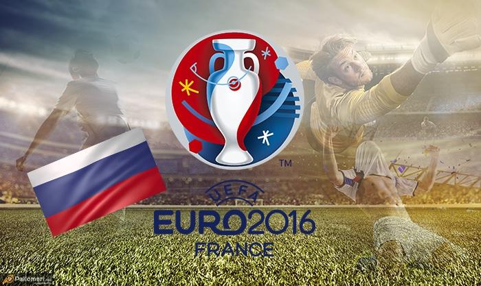 Venäjän Jalkapallon EM-kisat joukkueet kokoonpanot Venäjä Pallomeri.net