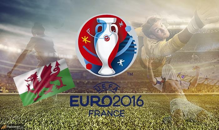 Wales Jalkapallon EM-kisoihin joukkueet kokoonpanot Wales Pallomeri.net