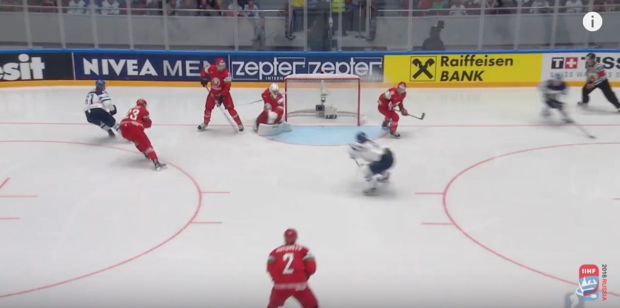 Video: Ensimmäisen MM-kisapäivän kauneimmat osumat – ykkösenä tietysti Patrik Laineen maali