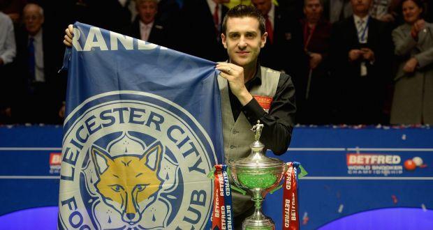 Snookerin MM-kisoissa hurja yllätys – hallitseva maailmanmestari Mark Selby lähti lauluun