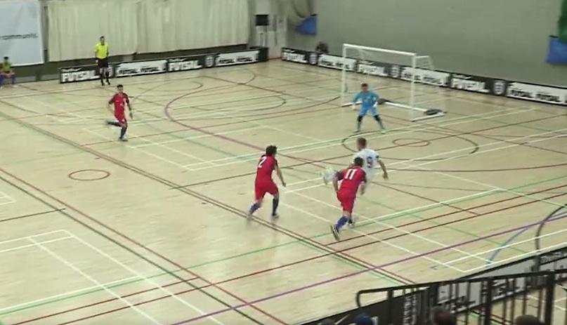 Saliharrit Mikko Kytölä Futsalmaajoukkue Pallomeri.net